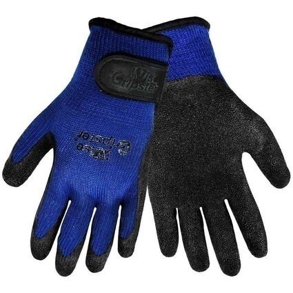 Global Glove Vise Gripster #303RV Rubber Dipped Gloves