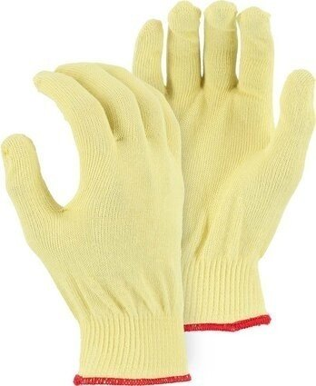 Majestic 3117 Lightweight Kevlar Knit Gloves - Dozen - Made in USA