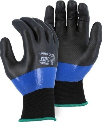 Majestic 3237 SuperDex SuperGrip Waterproof Gloves
