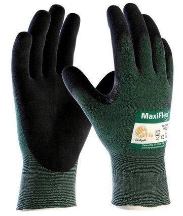PIP MaxiFlex 34-8743 Micro-Foam Nitrile Coated Cut Level 3 Gloves
