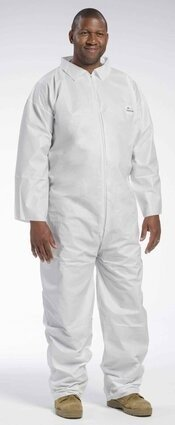 West Chester 3600 Posiwear Breathable Microporous Coveralls with Open Wrists and Ankles