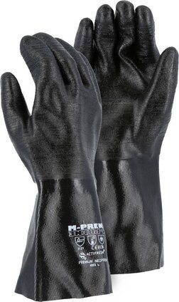 Majestic 4003 Neoprene Rib Finish Gloves