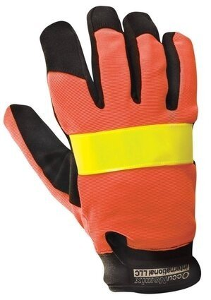 Occunomix High Visibility Cold Weather Gloves - Size Large