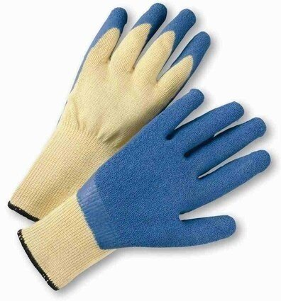 West Chester Latex Coated Kevlar Gloves