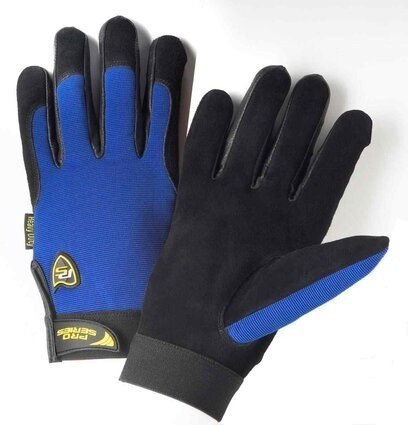 West Chester Pro Series Heavy Duty Split Cowhide Gloves
