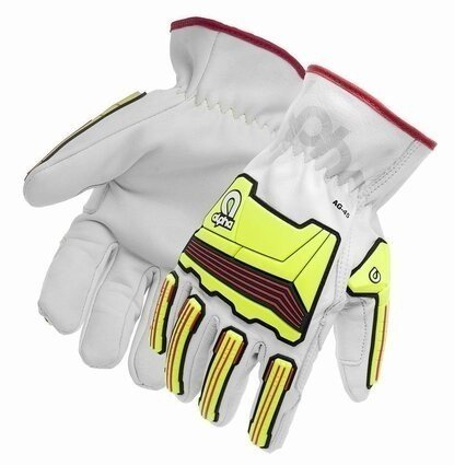 Alpha Renegade Impact Cut Resistance Level 6 Gloves