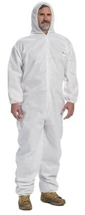 West Chester C3806 Posi M3 Coveralls with Hood and Elastic Cuffs