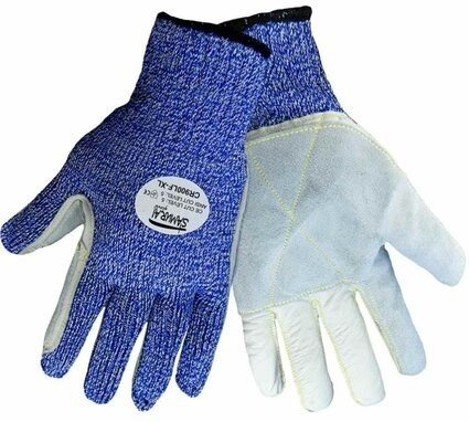 Global Glove CR900LF Samurai Tuffalene HDPE Shell ANSI Cut Resistant Level A6 Gloves