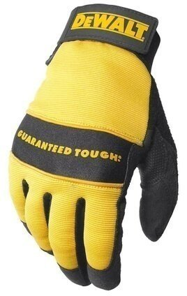 DeWalt DPG20 All Purpose Synthetic Leather Gloves