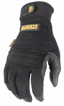 DeWalt DPG250 Anti Vibration Premium Padded Gloves