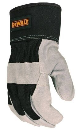 DeWalt DPG41 Select Shoulder Cowhide Leather Palm Gloves