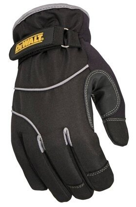 DeWalt DPG748 Wind & Water Resistant Cold Weather Gloves