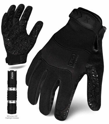 Ironclad EXOT Tactical Grip Gloves TAA Compliant
