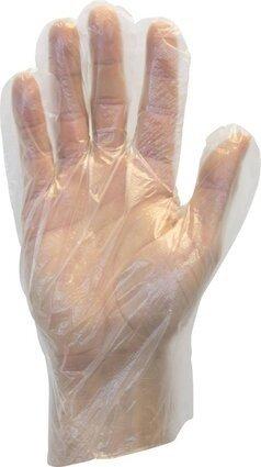 Safety Zone Polyethylene Economy Food Handling Gloves