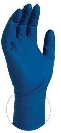 GlovePlus HD GPLHD 15 Mil Blue Latex Exam Gloves