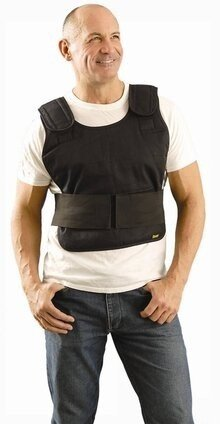 Occunomix PC-VST-VVFR Classic Phase Change FR Cooling Vest- No Packs