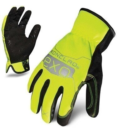 Ironclad EXO Public Safety Utility Hi Vis Gloves