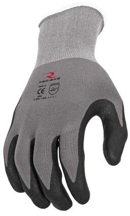 Radians RWG11 Microdot Foam Nitrile Gripper Gloves