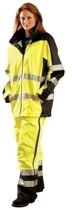 Occunomix Speed Collection Premium Breathable Rain Jacket - ANSI 3