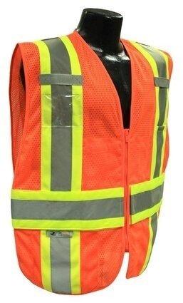 Radians SV23-2 Class 2 Expandable Two Tone Safety Vest