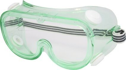 Safety Zone Chemical Impact Goggles with Anti Fog Lens