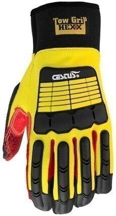 Cestus 3104 Tow Grip Hexx Cut 4 Impact Gloves