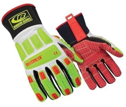 Ringers R-268 Roughneck Vented Mesh Tefloc Palm Cut Resistant Level 2 Gloves