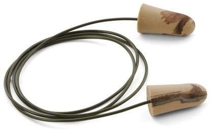 Moldex 6609 Camo Plugs Form Corded Earplugs
