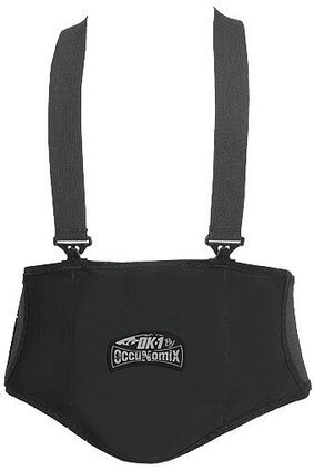 Occunomix OK-1000S Premium Lumbar Back Support With Suspenders