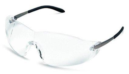 Crews Blackjack Clear Lens Safety Glasses