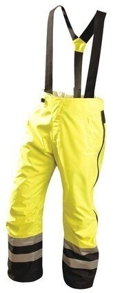 Occunomix Speed Collection Premium Breathable Rain Pants - ANSI 3