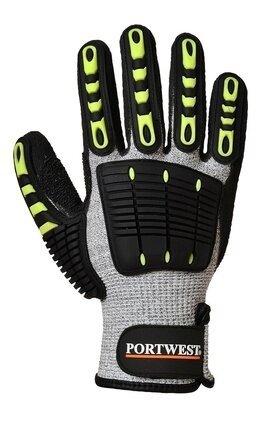 Portwest A722 Impact Cut Level 4 Gloves