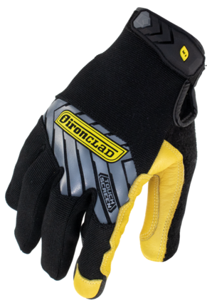 Ironclad IEX-MPLG/MPLW Command Pro Leather Touchscreen Gloves