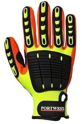 Portwest A721 Anti-Impact Grip Gloves