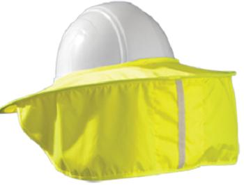 Occunomix TSE-899 Self Extinguishing  Stowable Hard Hat Shade