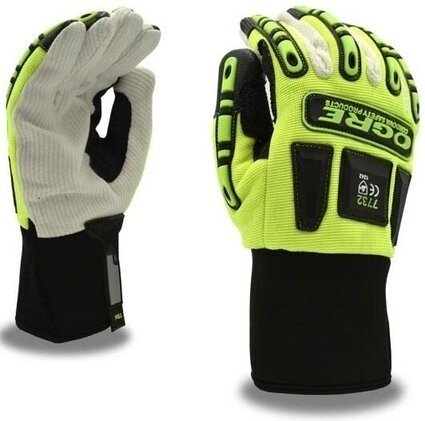 Cordova 7732 Thinsulate Ogre Impact Cotton Palm Gloves