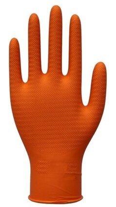 Cordova 4093 HD Nitri-Cor Z-Tread 6 Mil Powder Free Nitrile Gloves with Aggressive Grip