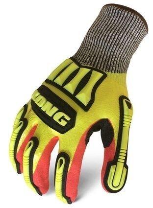 Ironclad Kong MKC5 Knit Cut 5 Refinery Gloves