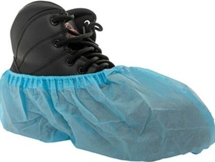 Enviroguard 3701B/3703B FirmGrip Super Traction Water Resistant Shoe Covers