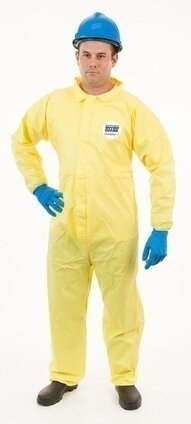 Enviroguard 7012YS Tyvek Like Chemical Resistant Coveralls