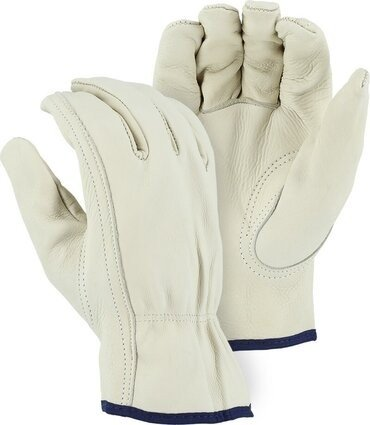 Majestic 2510 Cowhide Drivers Gloves
