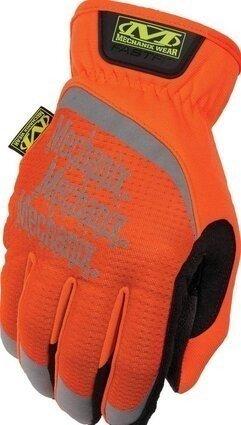 Mechanix Hi Vis FastFit Gloves