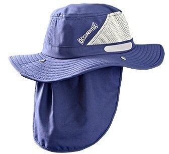 OccuNomix TD500 Wicking & Cooling Ranger Hat w/ Neck Shade