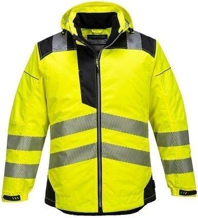 Portwest T400 PW3 Hi Vis Winter Jacket