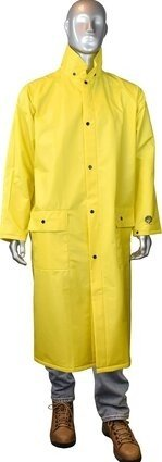 Radians RC15-NSYV Drirad™28 Waterproof Long Rain Coat
