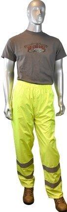 Radians RW10-ES1Y Lightweight Waterproof Rain Pants