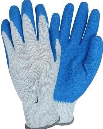 "Safety Zone GRSL ""Atlas Style"" Ansi Cut 2 Palm Coated Knit Gloves"