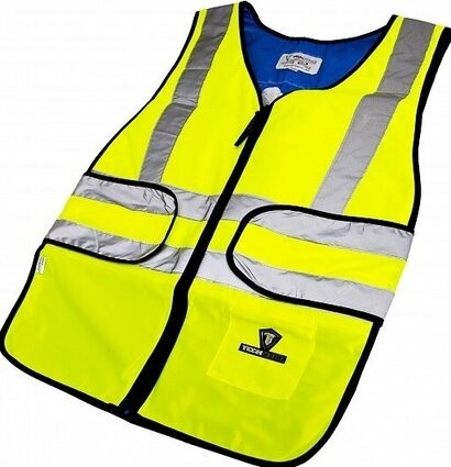 TechNiche 6626-HV Phase Change ANSI 2 Cooling Vest Powered by CoolPax
