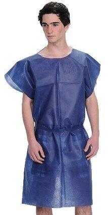 Valumax 3410 Patient Gowns - Fluid Resistant