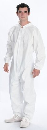 ValuMax 4902 Total LiquidGuard Coveralls with Elastic Cuffs - Compare To Tyvek!